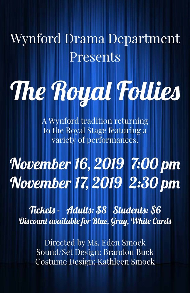 The Royal Follies