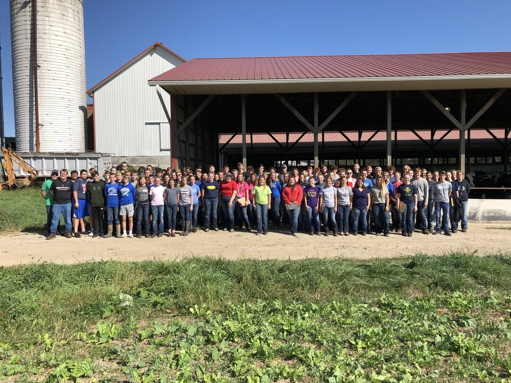 Wynford FFA Soils Contests