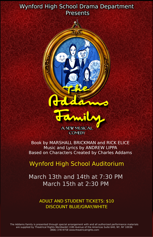 The Addams Family: A New Musical Comedy