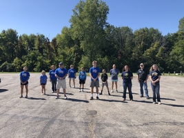 Schiefer Insurance hosts Virtual FFA 5k