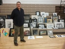 Four Wynford High School Art Students Advance to State