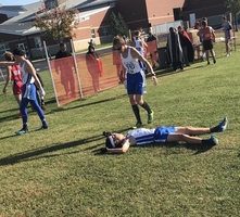 Wynford Boys Claim Second Place in the Northern 10 Championships