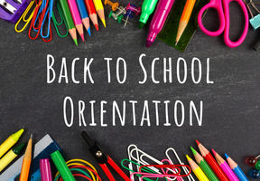 Wynford MS/HS Orientation and Schedule Pick-up