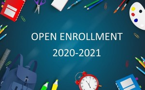Open Enrollment for the 2020-2021 School Year