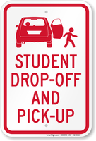 One Last Change (hopefully) To Grades 6-12 Drop- Off Procedure: