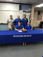 Gavin Leffler Signs with TIFFIN University