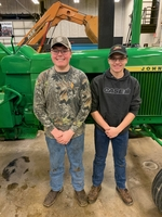 District FFA Agriculture Diagnostics