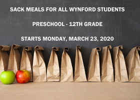 Wynford's Emergency Feeding Schedule