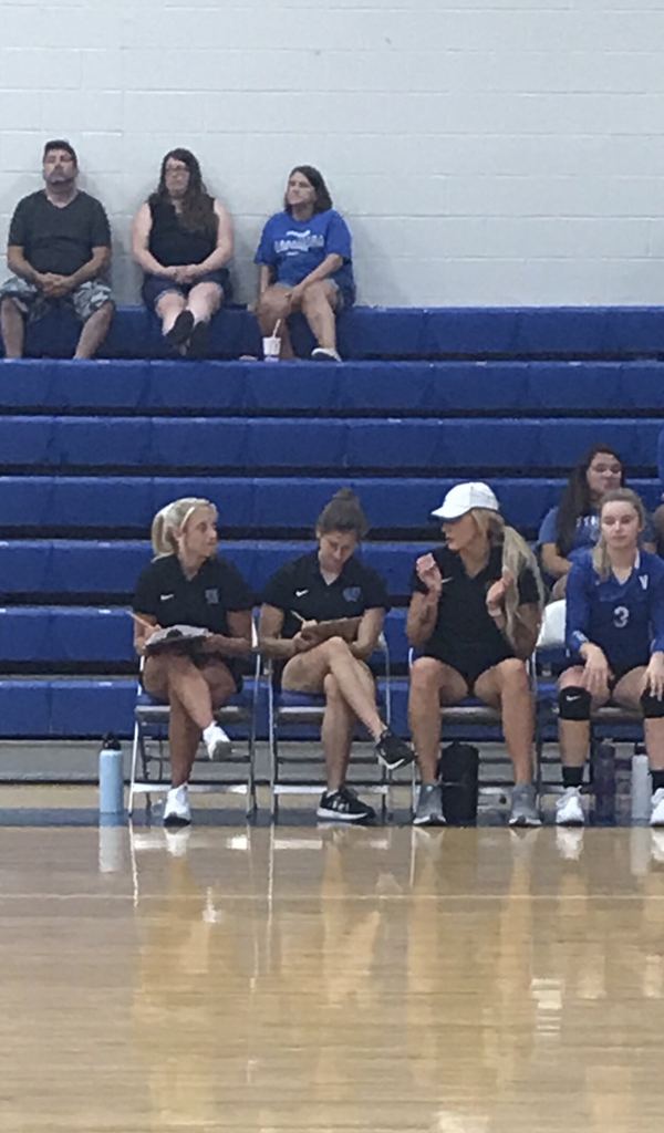 Lady Royals coaches