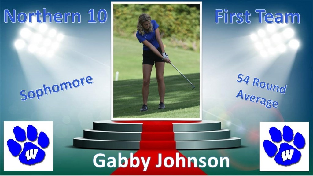 Gabby Johnson 1st Team