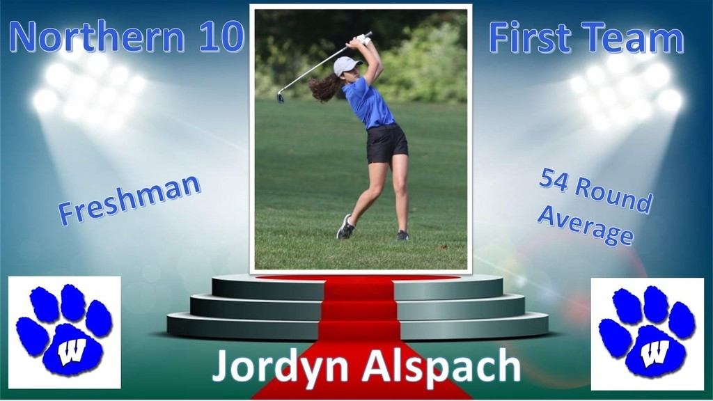 Jordyn Alspach 1st Team