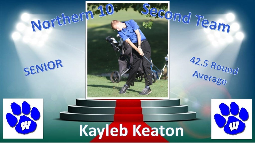 Kayleb Keaton 2nd Team