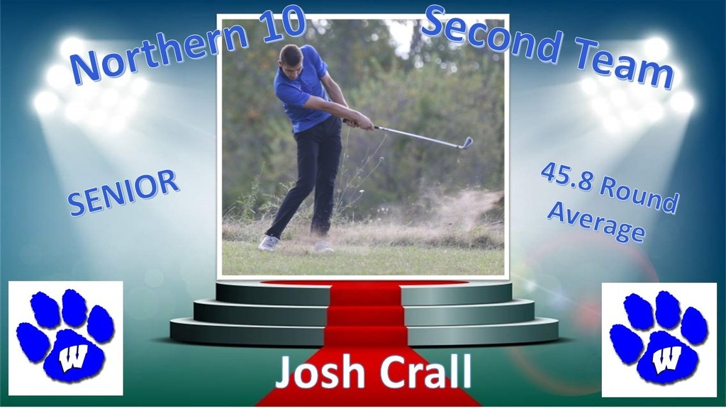 Josh Crall Second Team