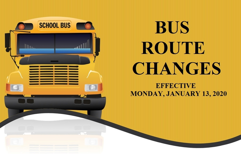Bus Changes