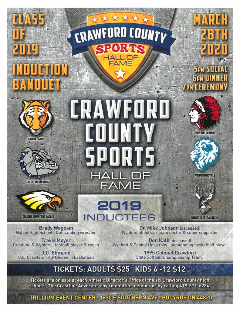 Crawford County Sports Hall of Fame