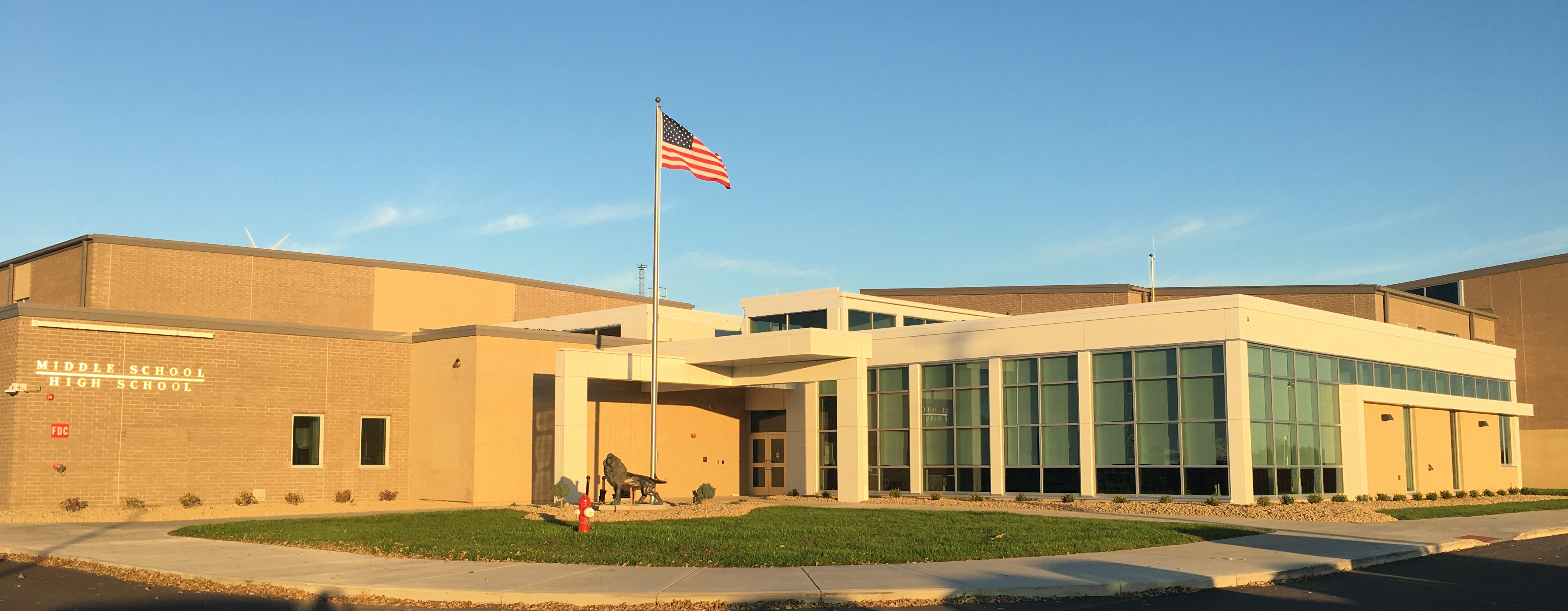 Wynford Middle/High School